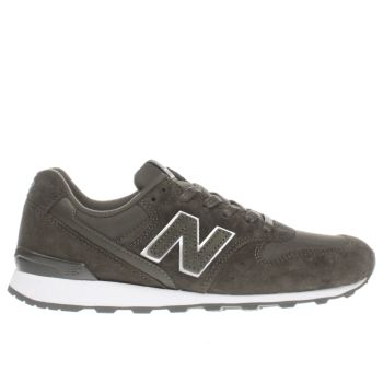New Balance Khaki 996 Trainers