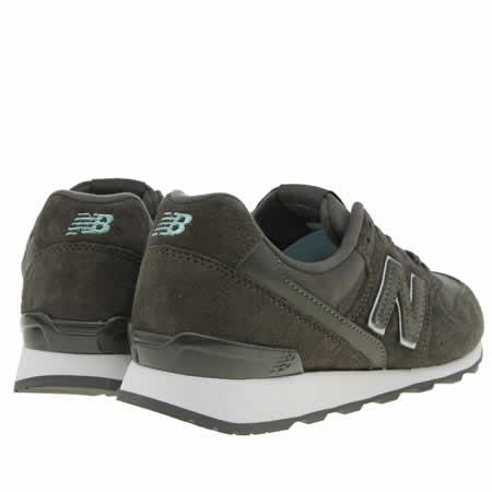 new balance khaki trainers
