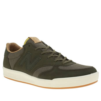 New Balance Khaki 300 Trainers