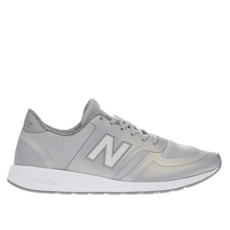 new balance 420 light grey