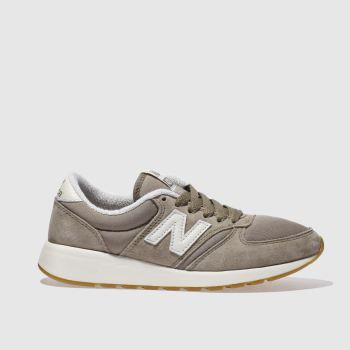 New Balance Beige 420 Rev-Lite Womens Trainers