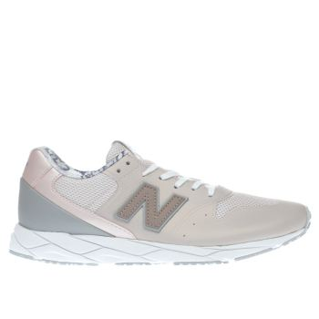 New Balance Pink 96 Revlite Womens Trainers