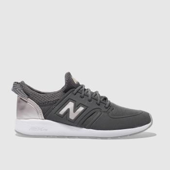 New Balance Grey 420 Revlite Slip-On Womens Trainers