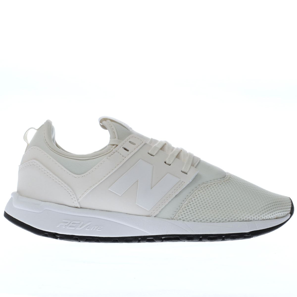 new balance beige 247 classic trainers