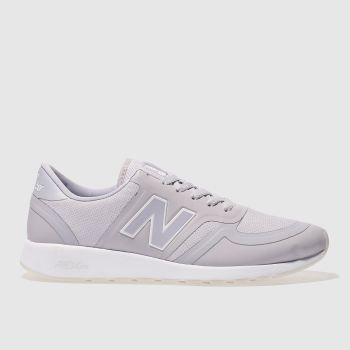 New Balance Lilac 420 C Womens Trainers