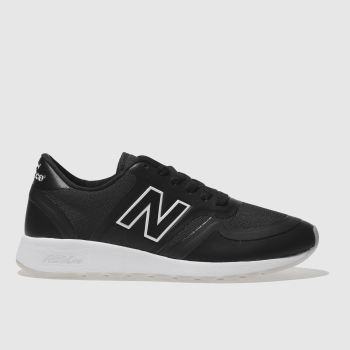 New Balance Black 420 C Womens Trainers