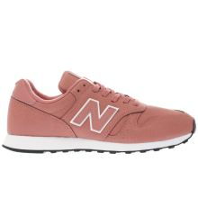 New Balance Peach 373 V1 Snake Womens Trainers