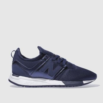 New Balance Navy 247 Classic Womens Trainers