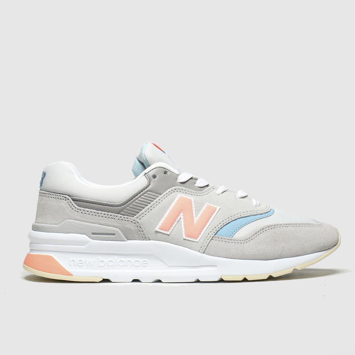 New Balance New Balance Light Grey 997 Trainers