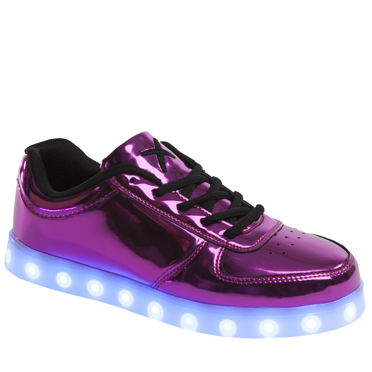 wize & ope Wize & Ope Pink Pop Led Womens Trainers
