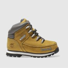Timberland Natural Euro Sprint Unisex Toddler