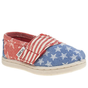 Unisex Toms Multi Seasonal Classic Unisex Toddler