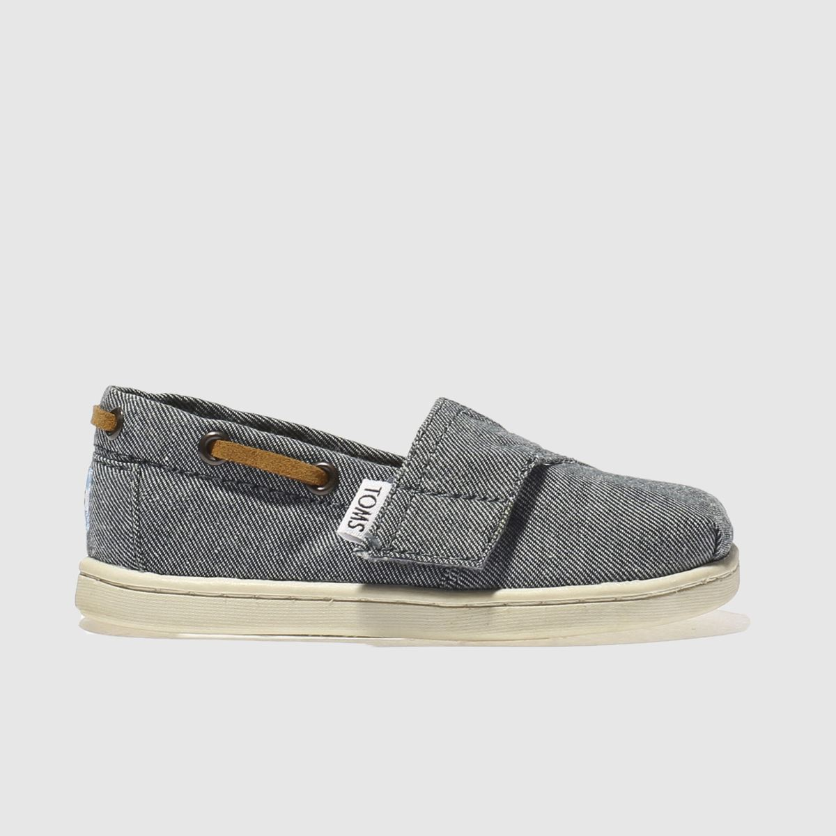 toms navy bimini Boys Toddler Shoes