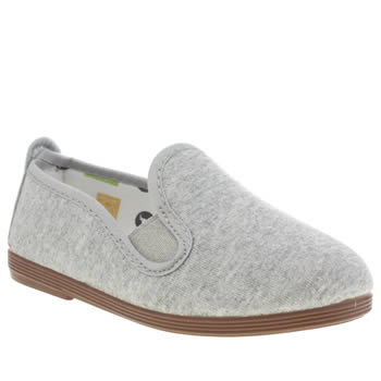 Flossy Light Grey Pamplona Unisex Toddler