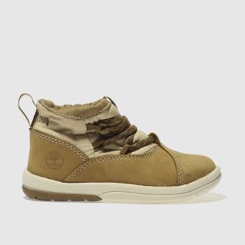 Timberland Natural Toddler Tracks Warm Unisex Toddler