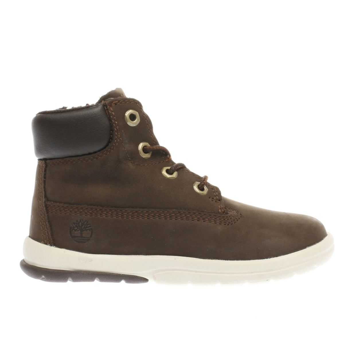 timberland brown toddler tracks Toddler Boots