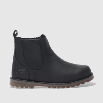 Ugg Black Callum Unisex Toddler