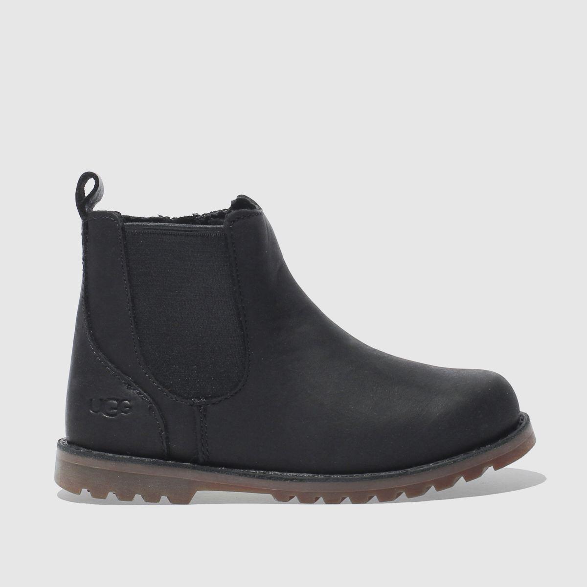 ugg black callum Toddler Boots
