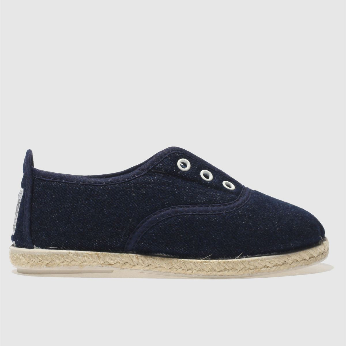 Flossy Flossy Navy Goloso Toddler Shoes