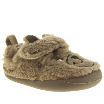 Clarks Brown Shilo Jack Unisex Toddler