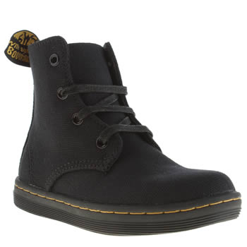 Dr Martens Black Eclectic Laney Unisex Toddler