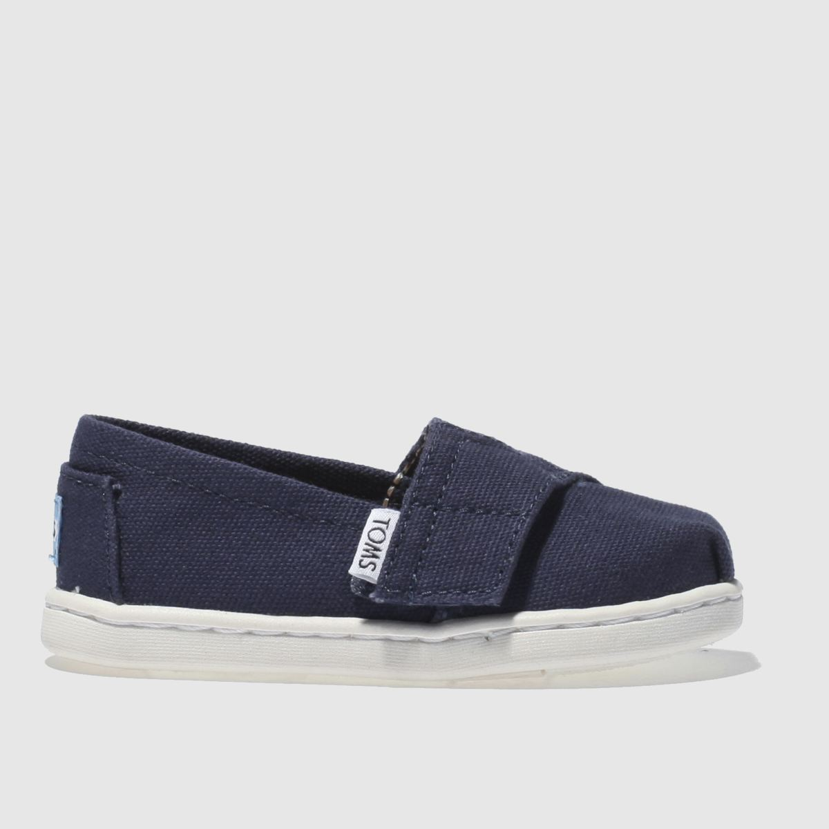 Toms Navy Classic Boots Toddler