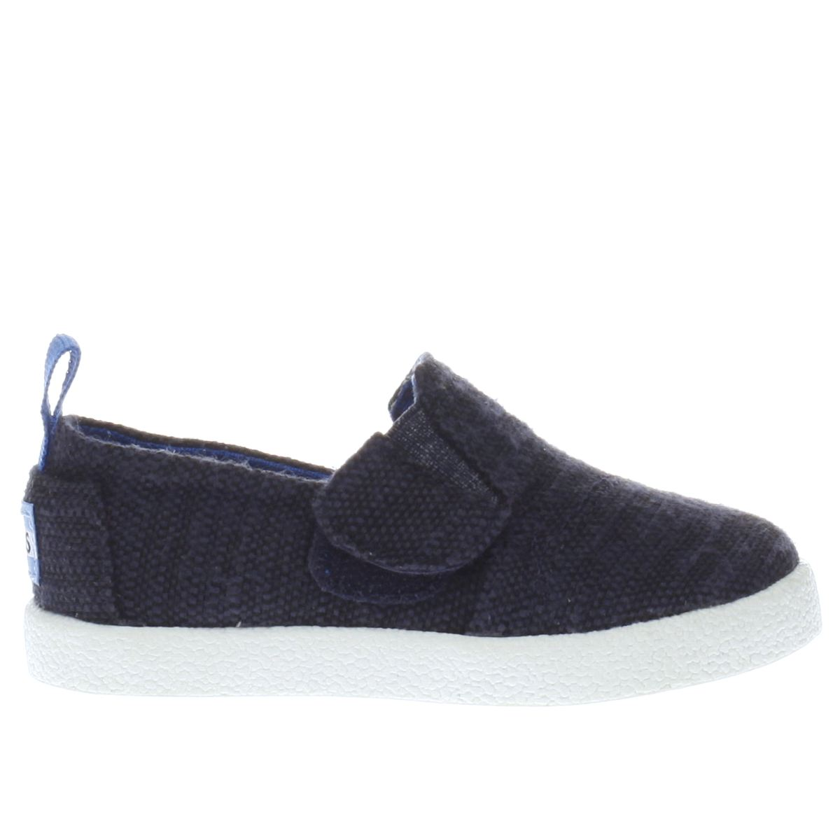 toms navy avalon Boys Toddler Shoes