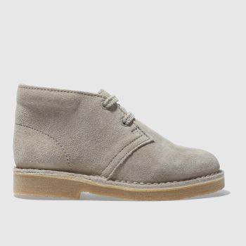 Clarks Originals Stone Desert Boot Unisex Junior