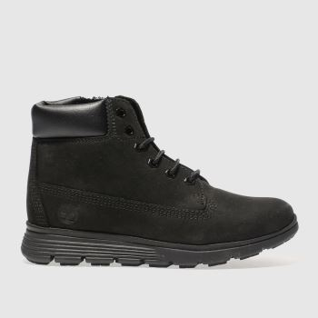 Timberland Black Killington 6Inch Unisex Junior