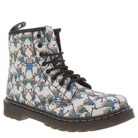 dr martens adventure time finn 1