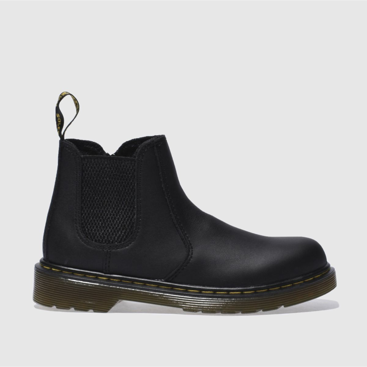 Dr Martens Black 2976 Unisex Junior Junior