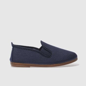 Flossy Navy Pamplona Unisex Junior