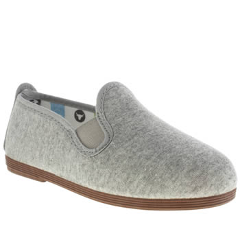 Flossy Light Grey Pamplona Unisex Junior