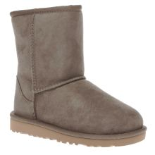 Ugg Australia Light Grey Classic Unisex Junior