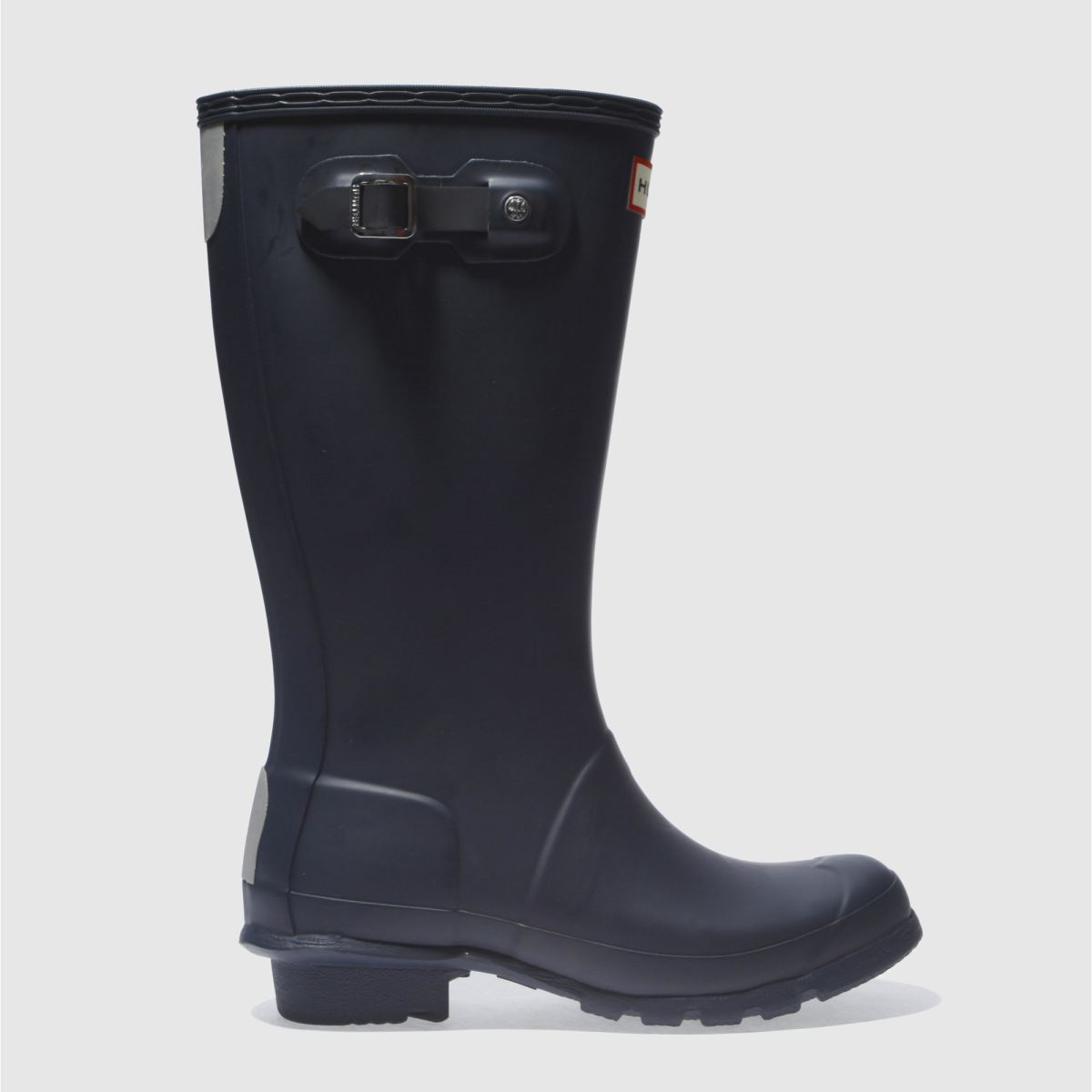 Hunter Navy Original Boots Junior