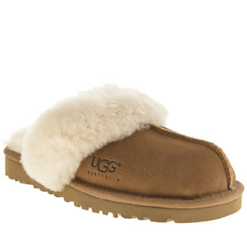 Ugg Australia Tan Cozy Unisex Junior