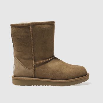 Ugg Tan Classic Ii Unisex Junior