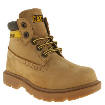 Caterpillar Natural Colorado Plus Unisex Junior