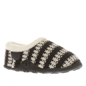 Homeys Black & White Barney Unisex Junior