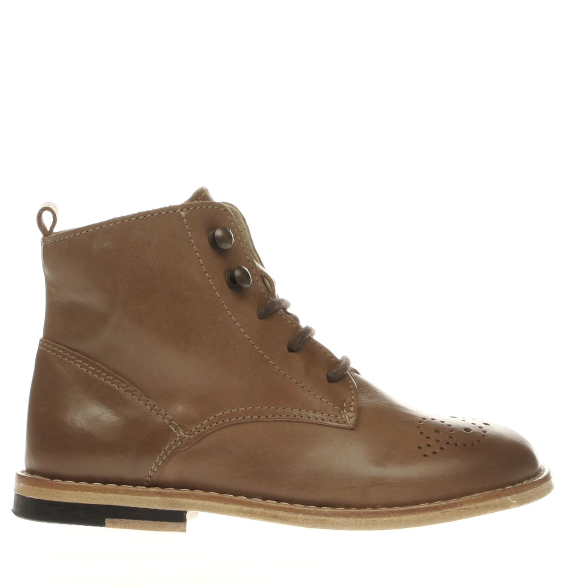young soles Young Soles Tan Buster Unisex Junior