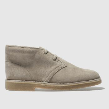 Clarks Originals Stone Desert Boot Unisex Youth