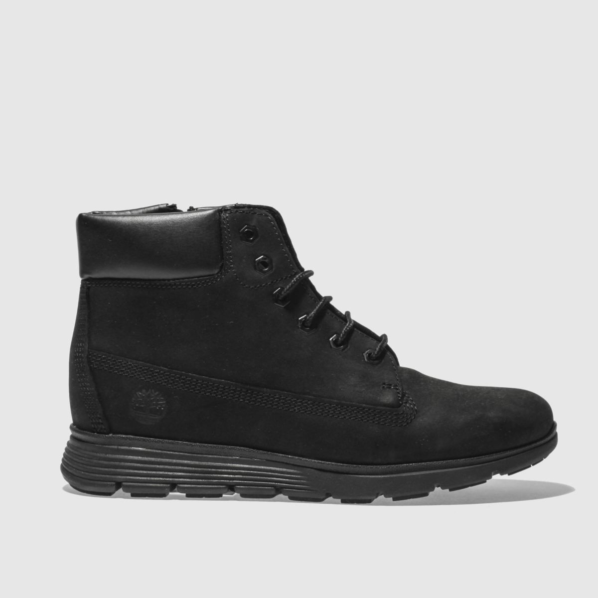 timberland black killington 6 inch Youth Boots