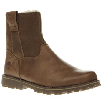 Timberland Brown Asphalt Trail Unisex Youth