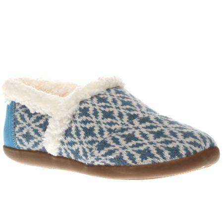 toms house slipper 1