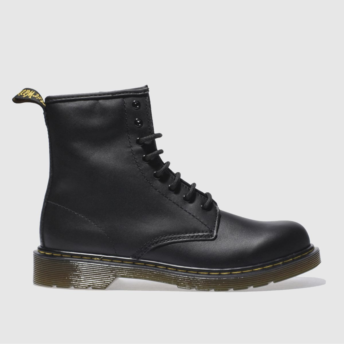 Dr Martens Black 1460 Unisex Youth Youth