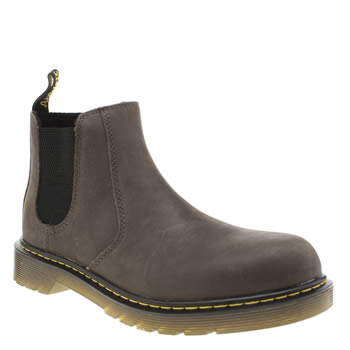 Dr Martens Dark Brown Banzai Chelsea Unisex Youth