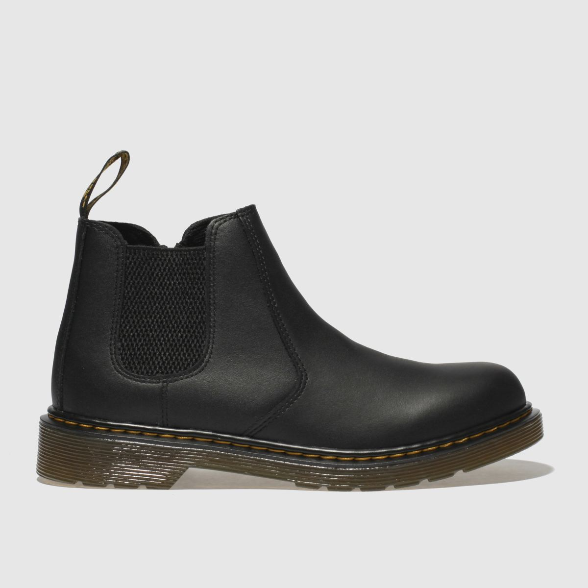 Dr Martens Black 2976 Unisex Youth Youth