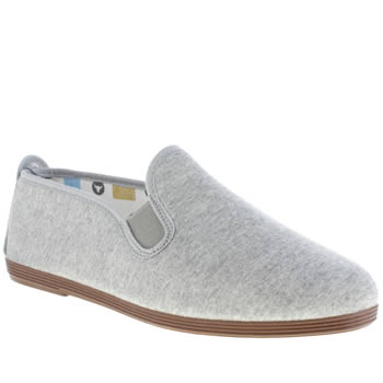 Flossy Light Grey Pamplona Unisex Youth