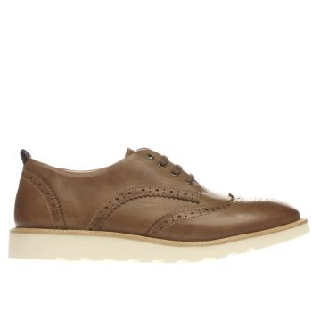 Young Soles Tan Brando Unisex Youth