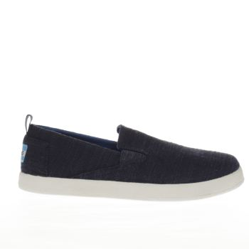Toms Navy Avalon Unisex Youth